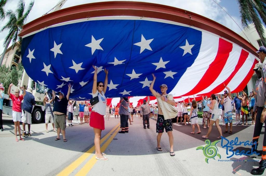 independance day Independance Day delray beach Fourth of July 1024x678