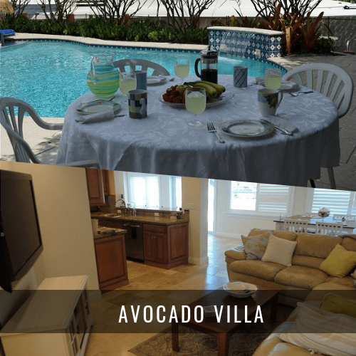 Locations de Villas de Luxe AVOCADO VILLA