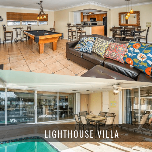 Locations de Villas de Luxe LIGHTHOUSE VILLA