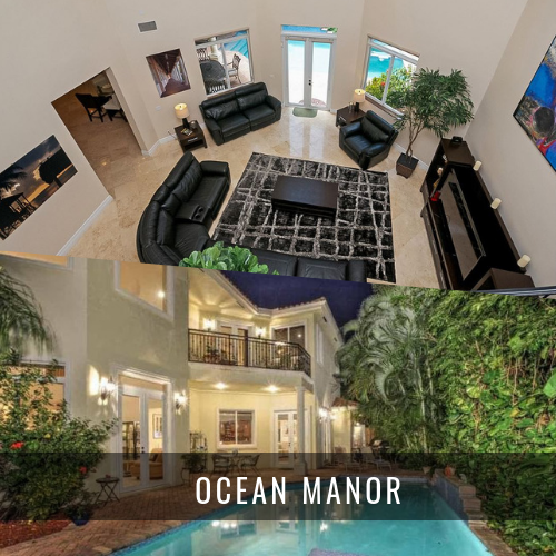 Locations de Villas de Luxe OCEAN MANOR