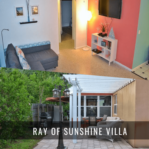 Locations de Villas de Luxe RAY OF SUNSHINE VILLA
