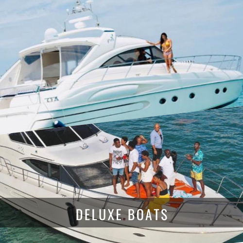 Accueil DELUXE BOATS