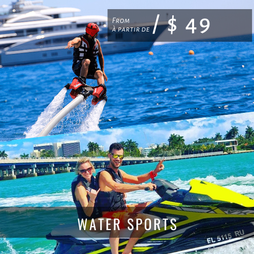 Accueil WATER SPORTS