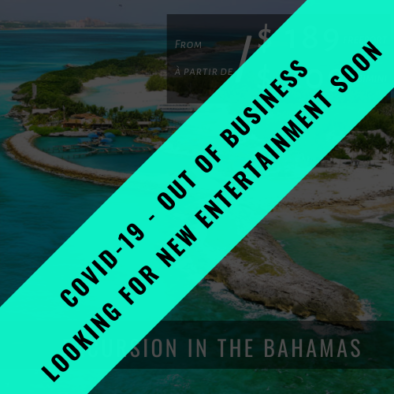 Visits & Excursions EXCURSION IN THE BAHAMAS OFB 1 394x394