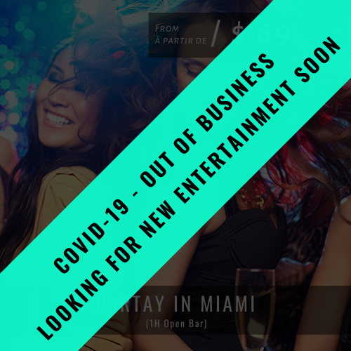 Nightclub Packages PARTAY IN MIAMI OFB