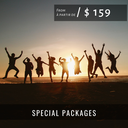 Accueil SPECIAL PACKAGE
